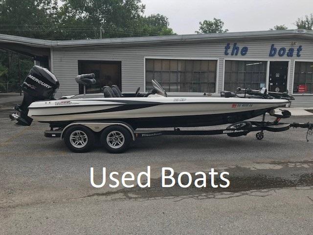 Used Boat Logo
